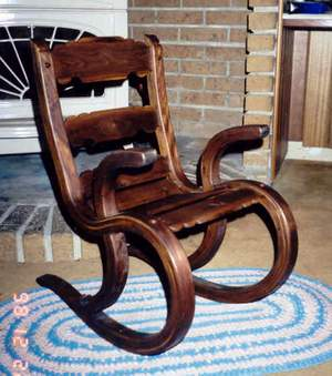 Steambent Rocking Chairs
